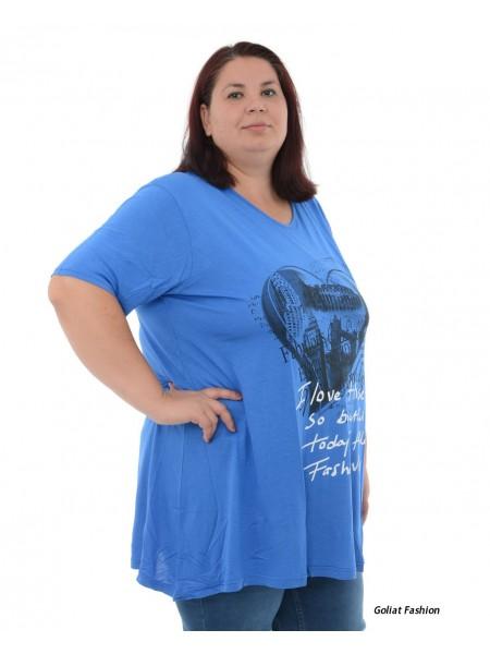 Tricou dama marime mare tricou26gfd