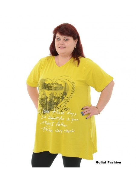 Tricou dama marime mare tricou1gfd