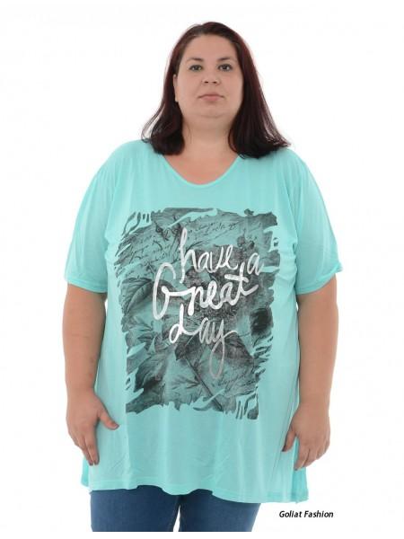 Tricou dama marime mare tricou25gfd