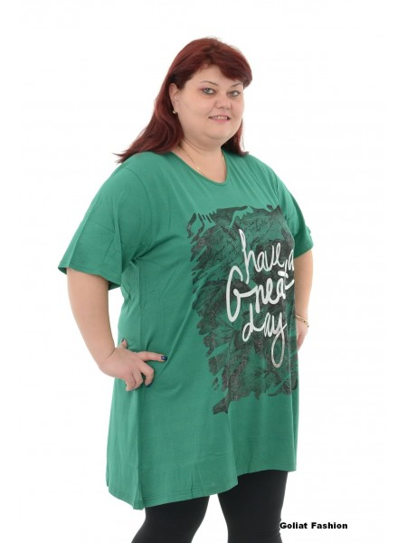 Tricou dama marime mare tricou2gfd