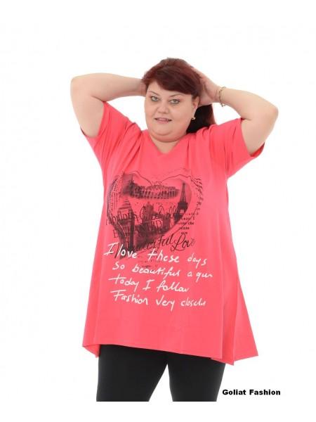 Tricou dama marime mare tricou3gfd