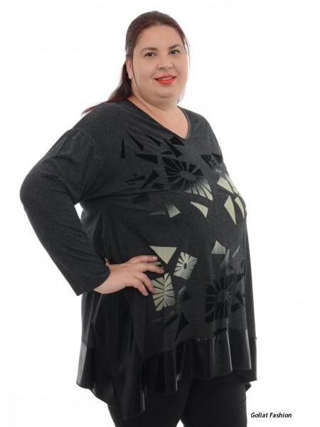 Bluza dama marime mare bluzaml7dgf