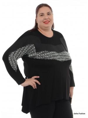 Bluza dama marime mare bluzaml9dgf