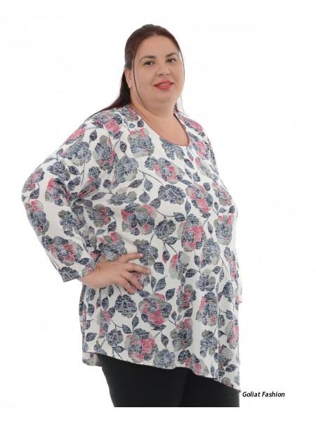 Bluza dama marime mare bluzaml18dgf
