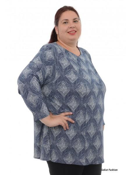 Bluza dama marime mare bluzaml22dgf