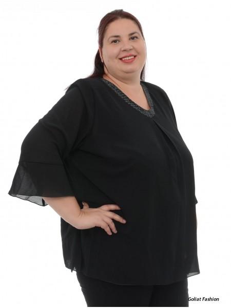 Bluza dama marime mare bluzaml21dgf