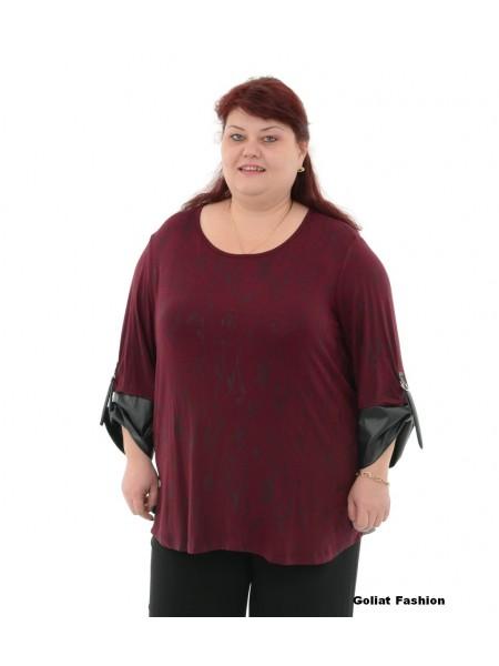 Bluza dama marime mare bluzaml17gfd