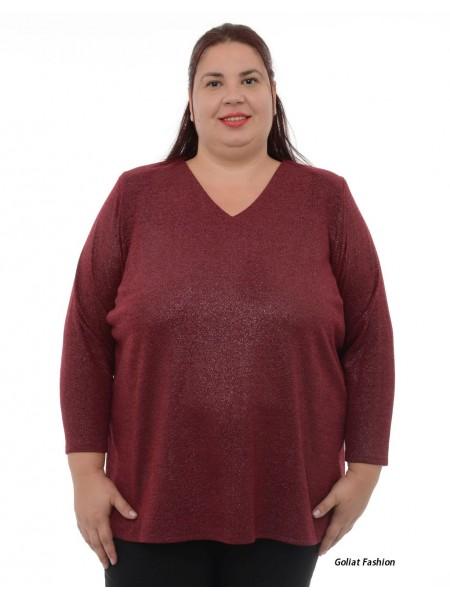Bluza dama marime mare bluzaml24dgf