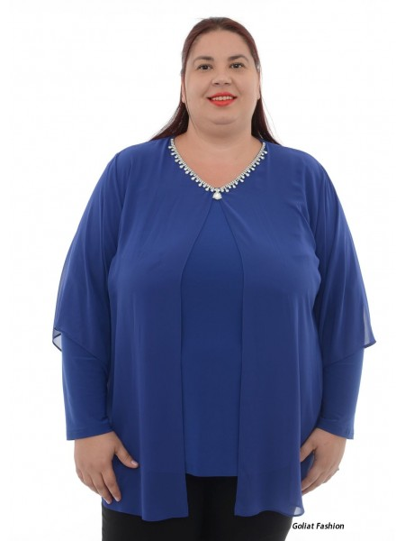 Bluza dama marime mare bluzaml2dgf