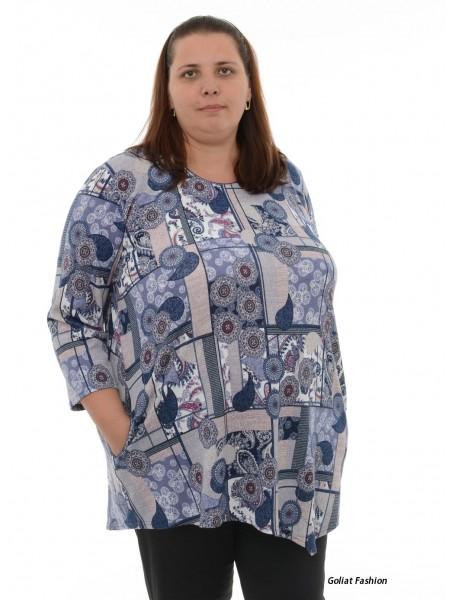 Bluza dama marime mare bluzaml36dgf