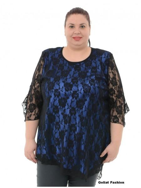Bluza dama marime mare bluzaml6gfd
