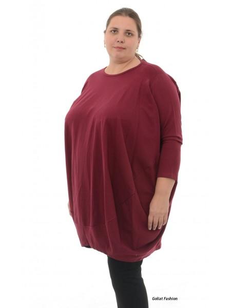 Bluza dama marime mare bluzaml22gfd