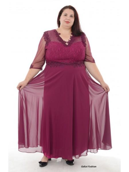 Rochie marime mare rochie33gfd