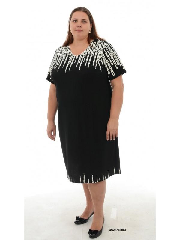 Rochie marime mare  rochie15dgf