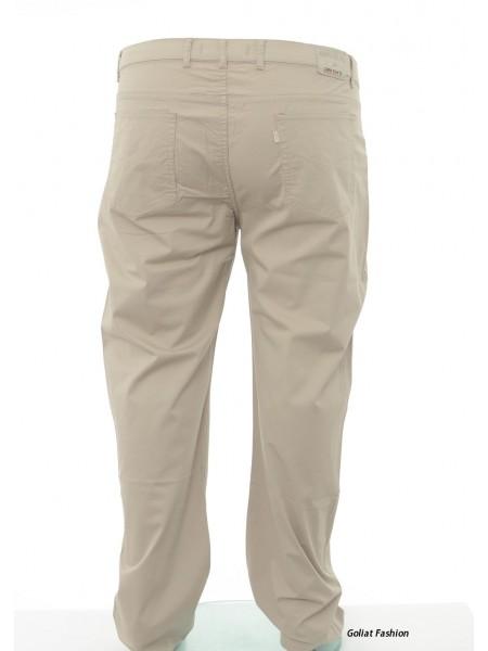 Pantaloni barbati marime mare pant4gfb