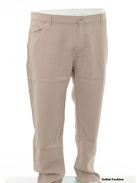 Pantaloni barbati marime mare pant11gfb