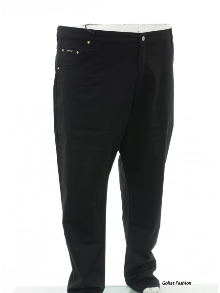 Pantaloni barbati marime mare pant6gfb