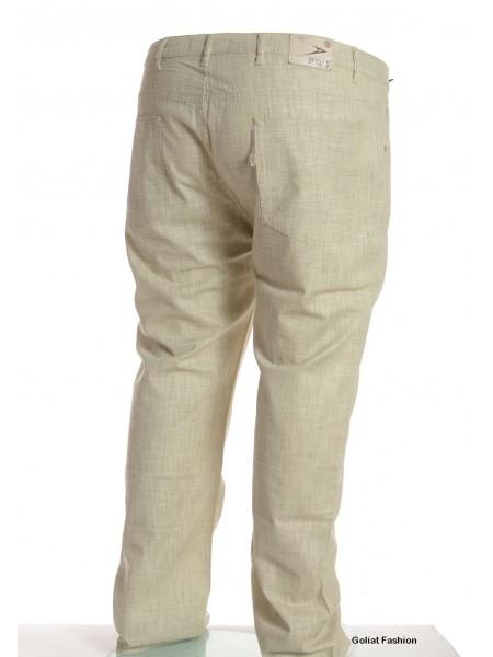Pantaloni barbati marime mare pantgf16b
