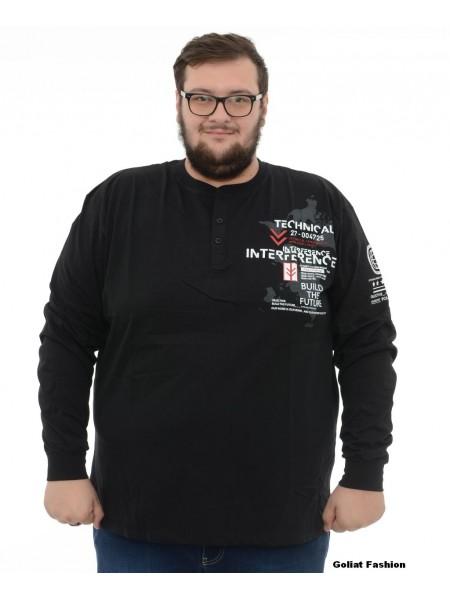 Bluza barbati marime mare  bluza10bgf