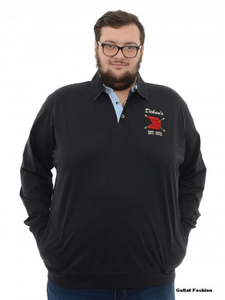 Bluza barbati marime mare  bluza24bgf