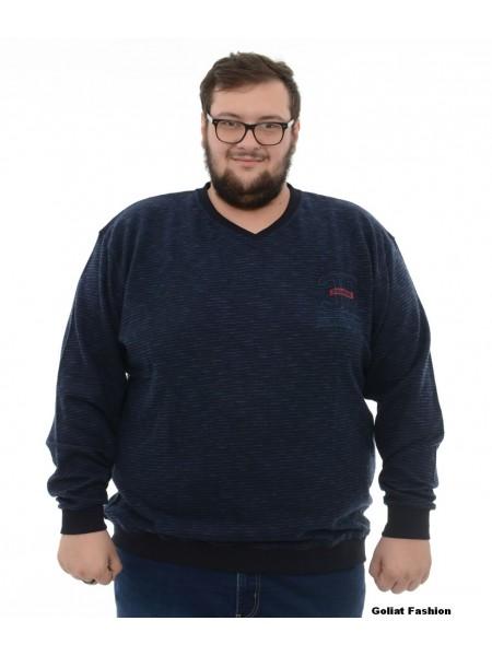 Bluza barbati marime mare  bluza4bgf