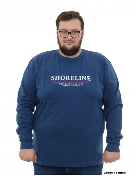 Bluza barbati marime mare  bluza7bgf