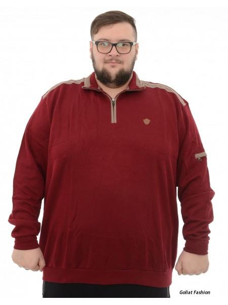 Bluza barbati marime mare  bluza45bgf