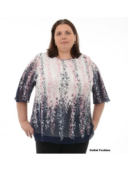 Bluza dama marime mare bluzams53gfd