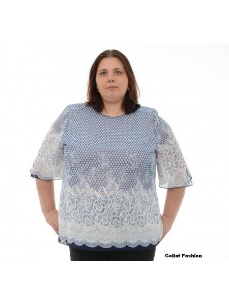 Bluza dama marime mare bluzams54gfd
