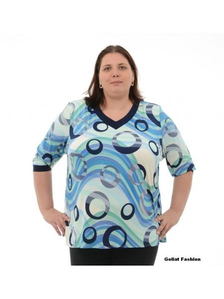 Bluza dama marime mare bluzams56gfd