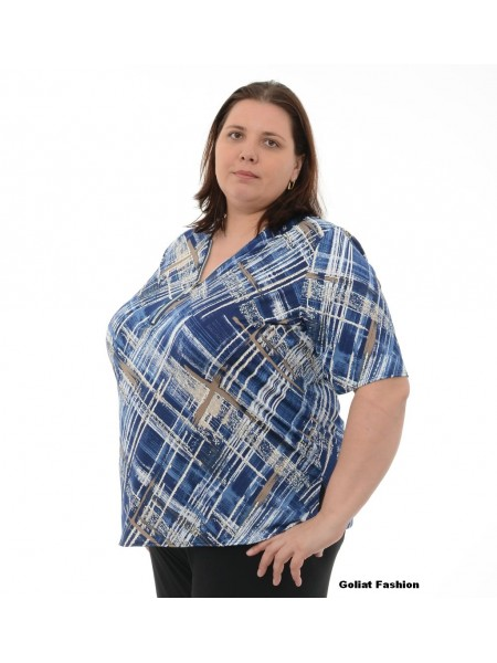Bluza dama marime mare bluzams59gfd
