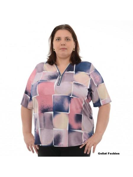 Bluza dama marime mare bluzams60gfd