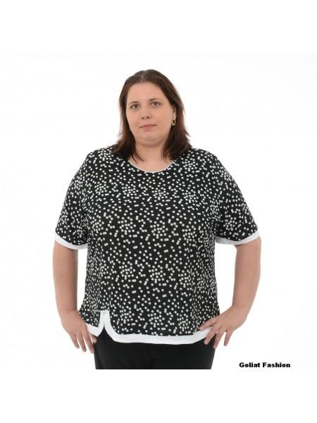 Bluza dama marime mare bluzams62gfd