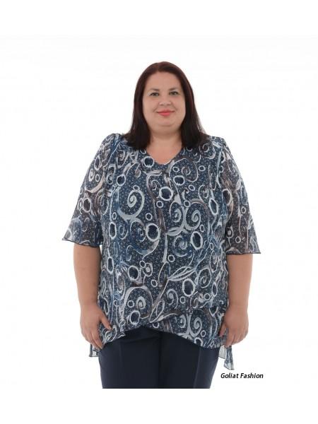 Bluza dama marime mare bluzams80gfd