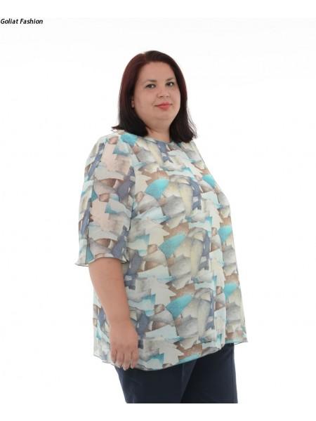 Bluza dama marime mare bluzams83gfd