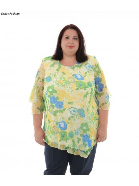 Bluza dama marime mare bluzams84gfd