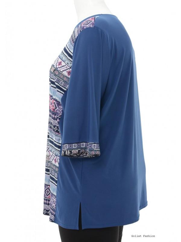 Bluza dama marime mare bluzams7dgf