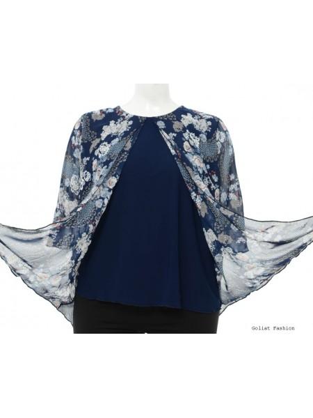 Bluza dama marime mare bluzams4dgf