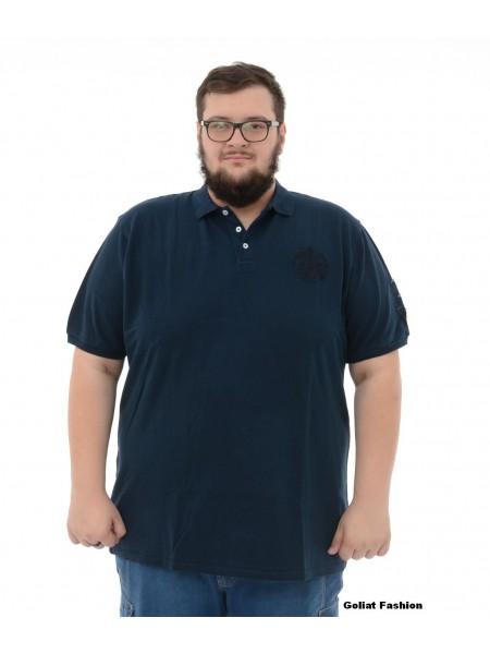Tricou barbati marime mare tricouguler4bs