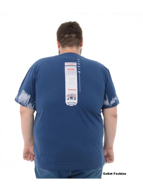 Tricou barbati marime mare tricou33gfb