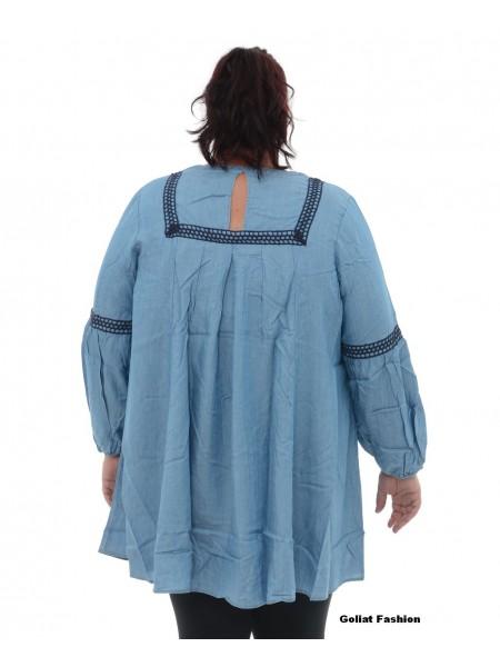 Bluza dama marime mare bluzaml19gfd