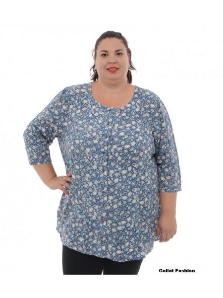 Bluza dama marime mare bluzams104gfd