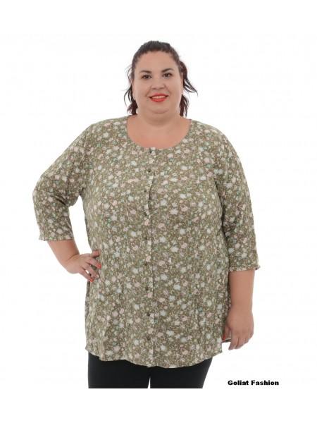 Bluza dama marime mare bluzams105gfd