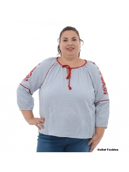 Bluza dama marime mare bluzams106gfd