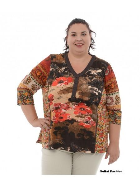 Bluza dama marime mare bluzams96gfd