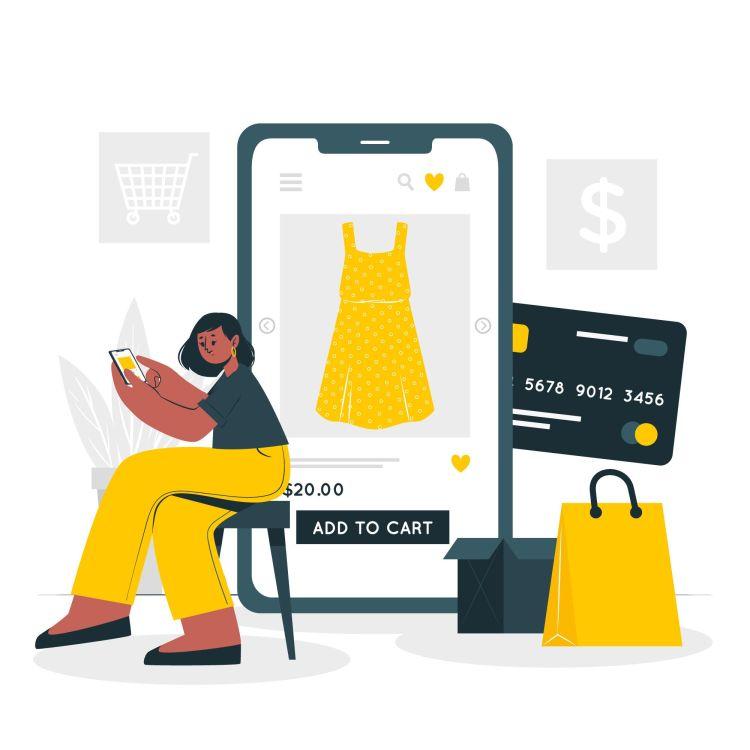 Shopping la un click distanta in magazinul online de haine XXL