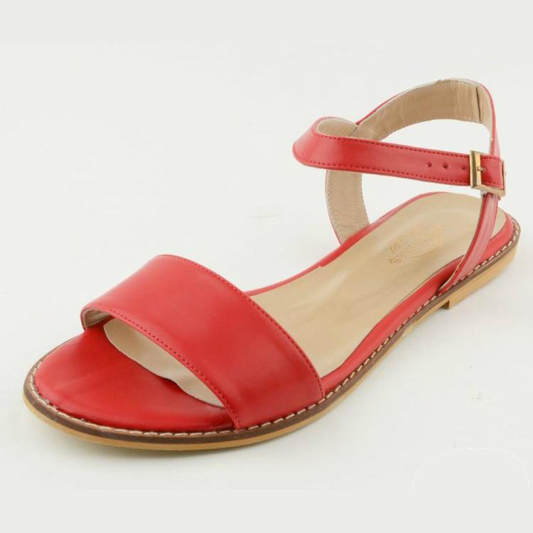 Spune-mi ce sandale porti, ca sa-ti spun pana unde poti sa mergi