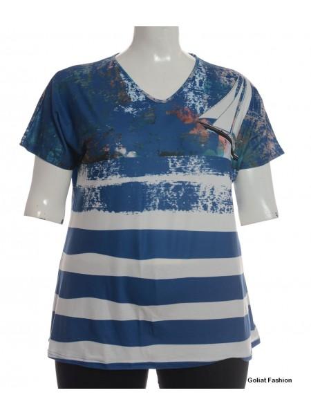 Bluza dama marime mare bluzams8gfd