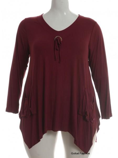 Bluza dama marime mare bluza61d