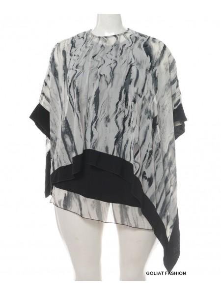 Bluza dama marime mare bluzams119d